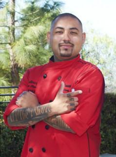 Chef Chris Tzorin 01