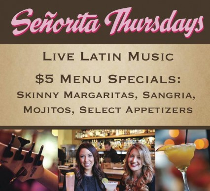 Senorita Thursdays @ Cha Cha's Latin Kitchen - Brea | Brea | California | United States