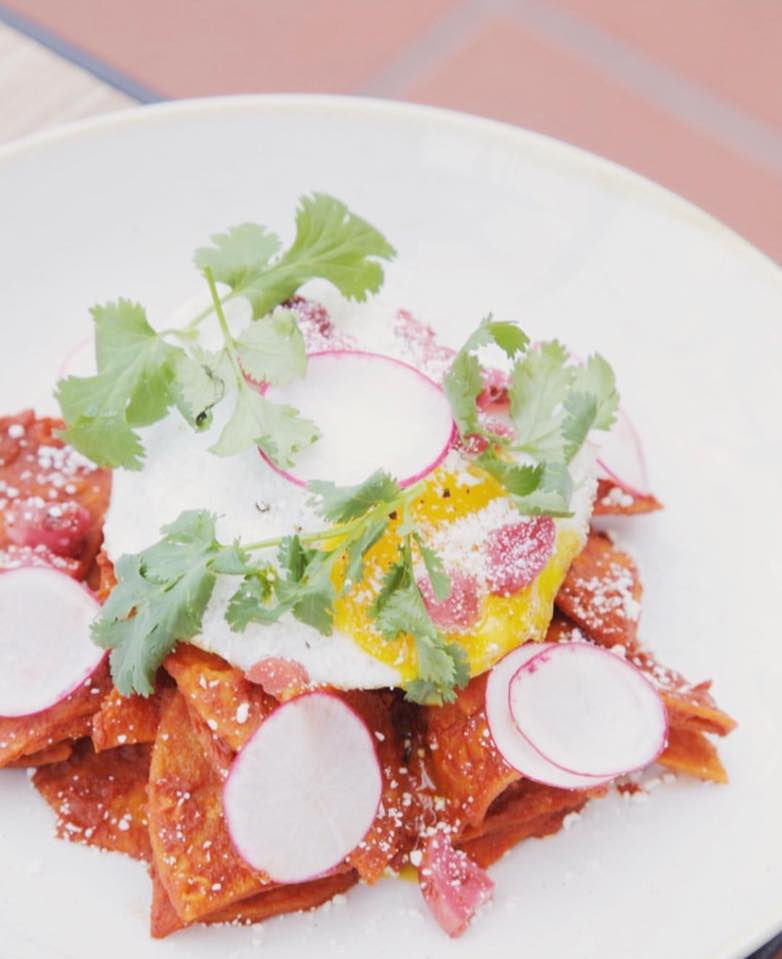 Blind Pig Chilaquiles