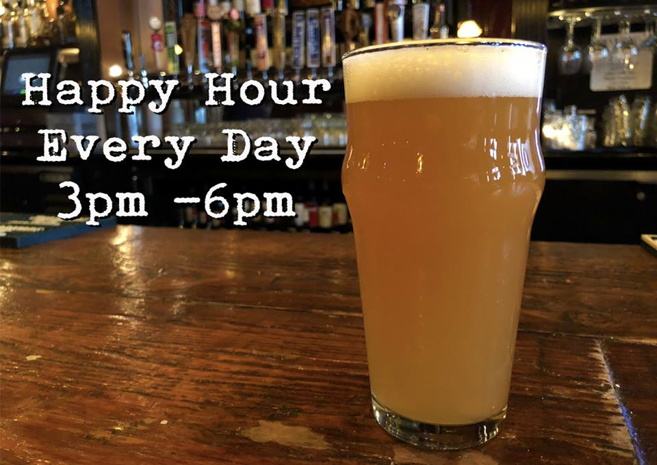 The Federal Happy Hour