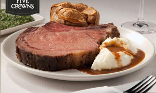 Five Crowns Prime Rib