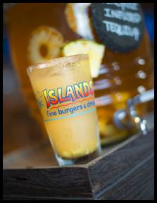 Islands Pineapple Margarita