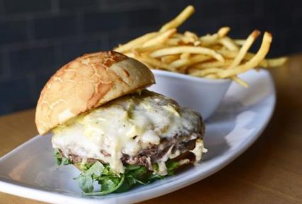 Burgers and Beer! @ Chapter One: The Modern Local | Santa Ana | California | United States