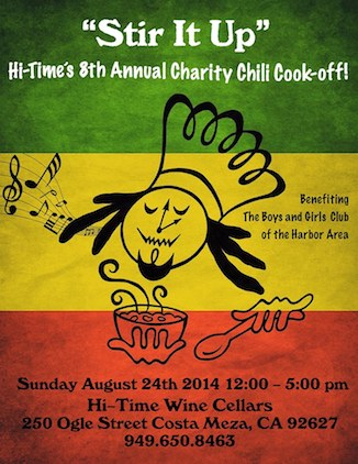 Hi Time Chili cook off