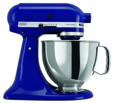 Kitchenaid 5 Qt Artisan Series With Pouring Shield