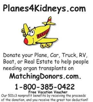 planes4donations