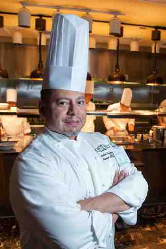 Hector Vazquez, Executive Chef small