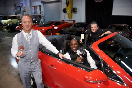 8th Annual Sunday in the Vineyard Fundraiser @ Marconi Automotive Museum - Tustin | Tustin | California | United States