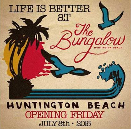 Bungalow HB Opening