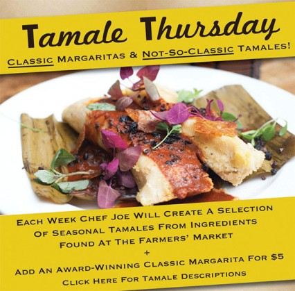 Not-So-Classic Tamale Thursdays @ Cha Cha's Latin Kitchen - Brea | Brea | California | United States