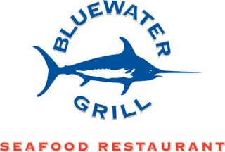 Bluewater Grill The District Tustin logo
