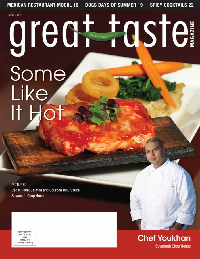 2010 July Issue Cover