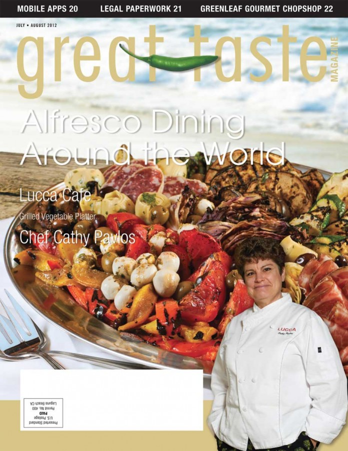 2012 July August Issue Cover
