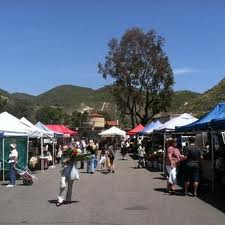Laguna Beach Farmers' Market @ Lumberyard Parking Lot next to City Hall | Laguna Beach | California | United States