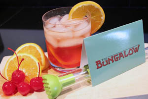 Bungalow Old Fashioned