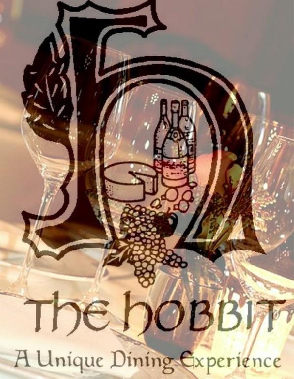 The Hobbit Restaurant Logo