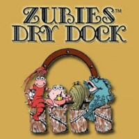 Zubies Dry Dock Huntington Beach logo