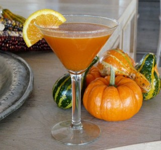Avenue Pumpkin Martini