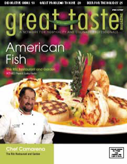 Great Taste Magazine 2007 Winter Issue