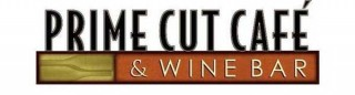 Prime Cut Cafe Logo