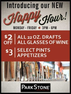 Parkstone Newport Beach Happy Hour