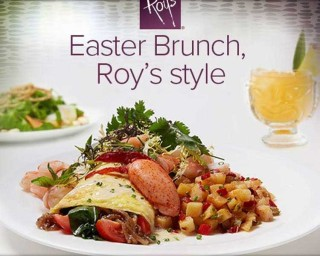 Roys Easter Brunch