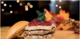 Umami Holiday Burger