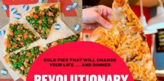 Revolutionary Pizza
