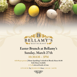 Bellamy's Easter Sm