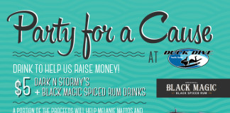 The Duck Dive Party For A Cause