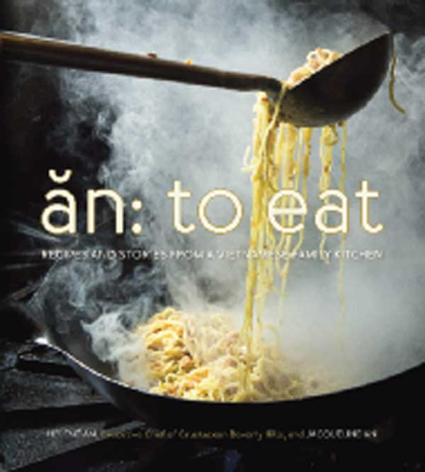 An: To Eat Cookbook
