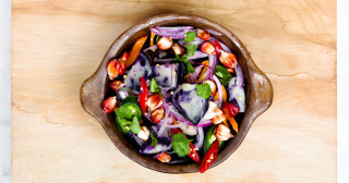 Cooking With Chef Mead Veggie Sides From
