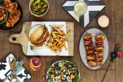 Nando's All New Menu Items