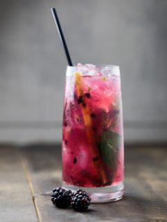 AnQi By House Of An Lavendar Mojito Bar Recipes
