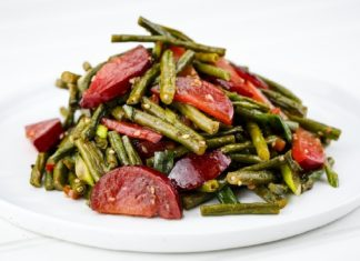 Lemonade Chinese Long Beans Recipe 7 12 16