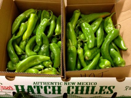 Melissa's Hatch Chiles - Bristol Farms @ Bristol Farms | South Pasadena | California | United States