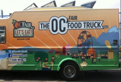 OC Fair 2016: Food Truck Fare @ OC Fair and Event Center - Costa Mesa | Costa Mesa | California | United States