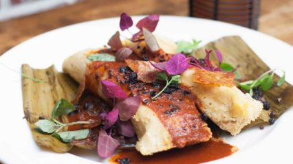Tamale Thursdays @ Cha Cha's Latin Kitchen - Brea