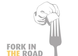 Fork In The Road Catering Logo