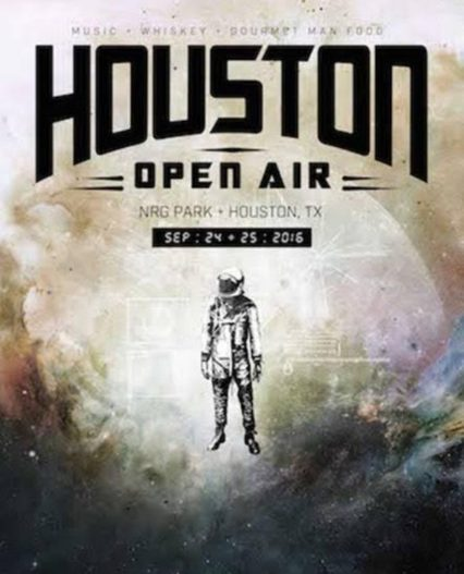 Houston Open Air Music & Food Festival @ NRG Park | Houston | Texas | United States