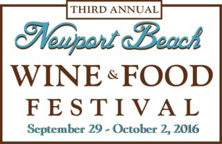 Newport Beach Wine & Food Festival Logo