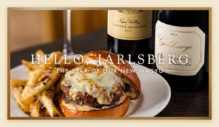 Capital Grilles Jarlsberg Burger