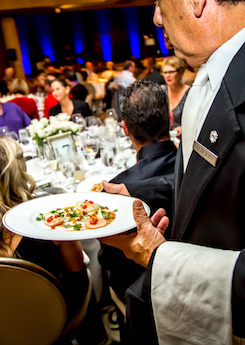 Dinner with the Culinary Icons + Live Auction Presented by Lexus @ Marriott Marquis San Diego Marina   | San Diego | California | United States