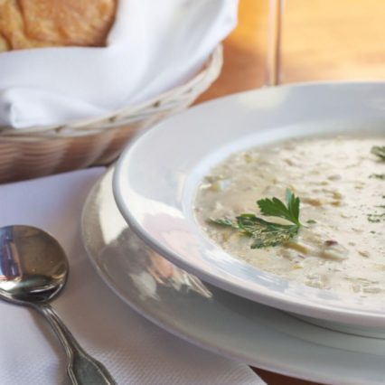 Chowder For A Cause @ Fly-N-Fish Oyster Bar & Grill | Newport Beach | California | United States