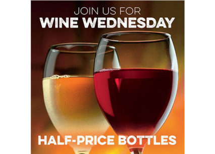 Wine Wednesday @ Marie Callendar's - Westminster | Westminster | California | United States