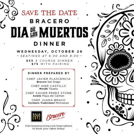 Vintage Dinner with Adobe Guadalupe @ Bracero Cocina | San Diego | California | United States