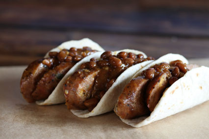 Dickey's Barbecue Pit Features Frank & Beans Taco For October @ Dickey's Barbecue Pit | Brea | California | United States
