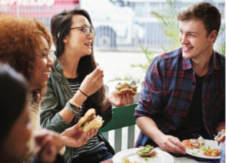 Millennials On Matters Of Food Theyre Leading The Way