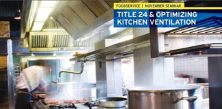 Title 24 & Optimizing Kitchen Ventilation