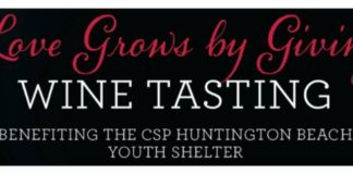 Love Grows By Giving Wine Tasting Fundraiser